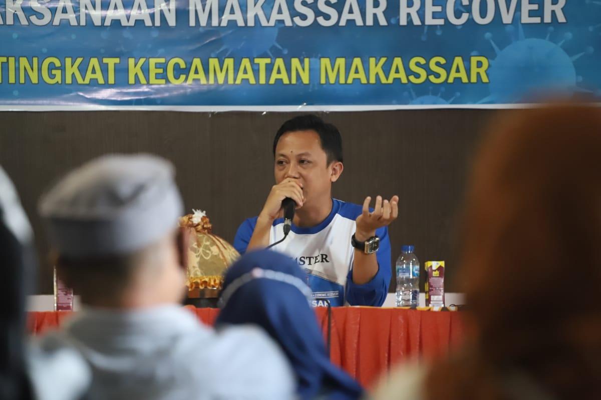 14 Lokasi Disiapkan di Kecamatan Makassar untuk Kontainer Makassar Recover