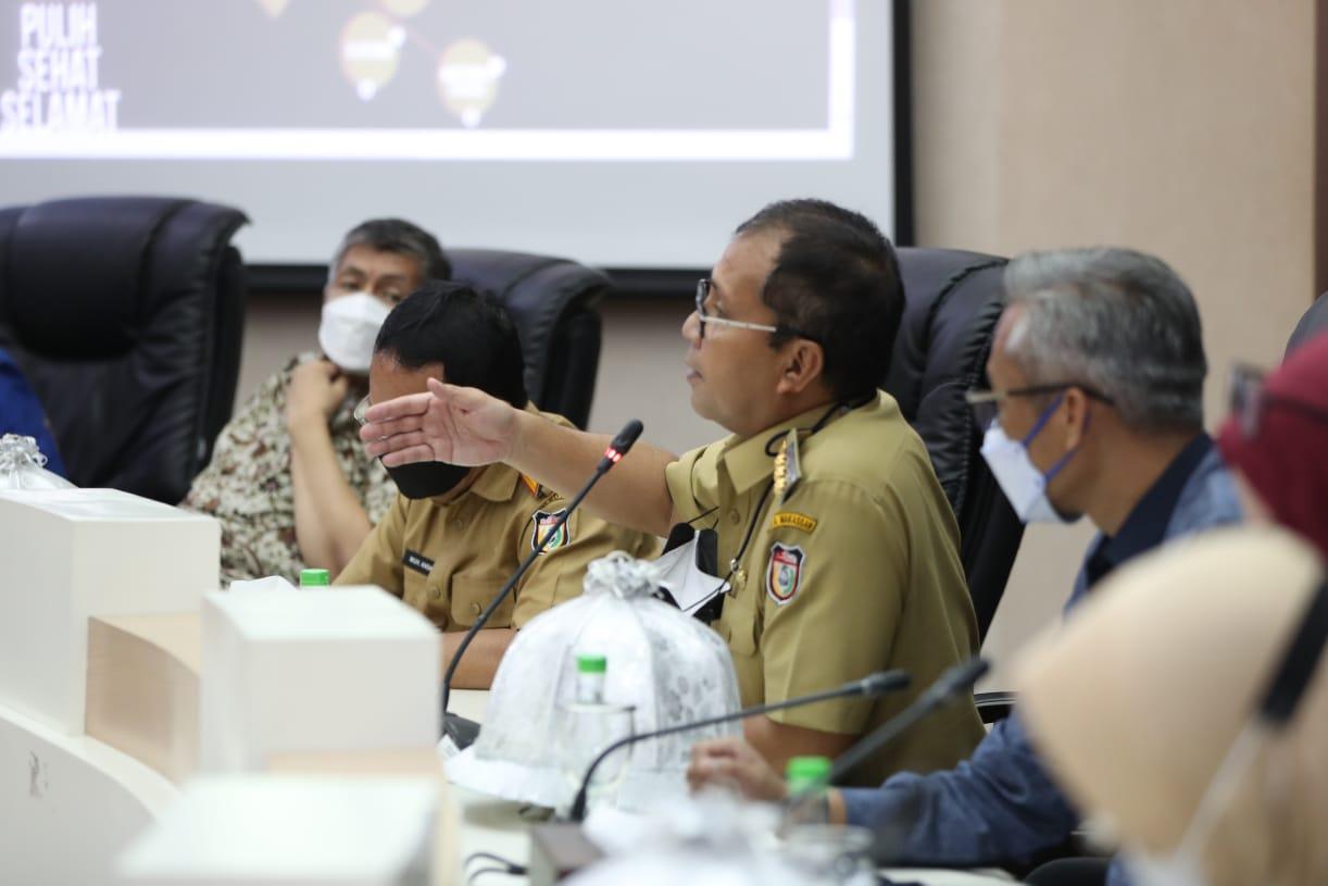 Danny Walikota, KBRI Singapura Permudah Kerjasama Bangun Makassar