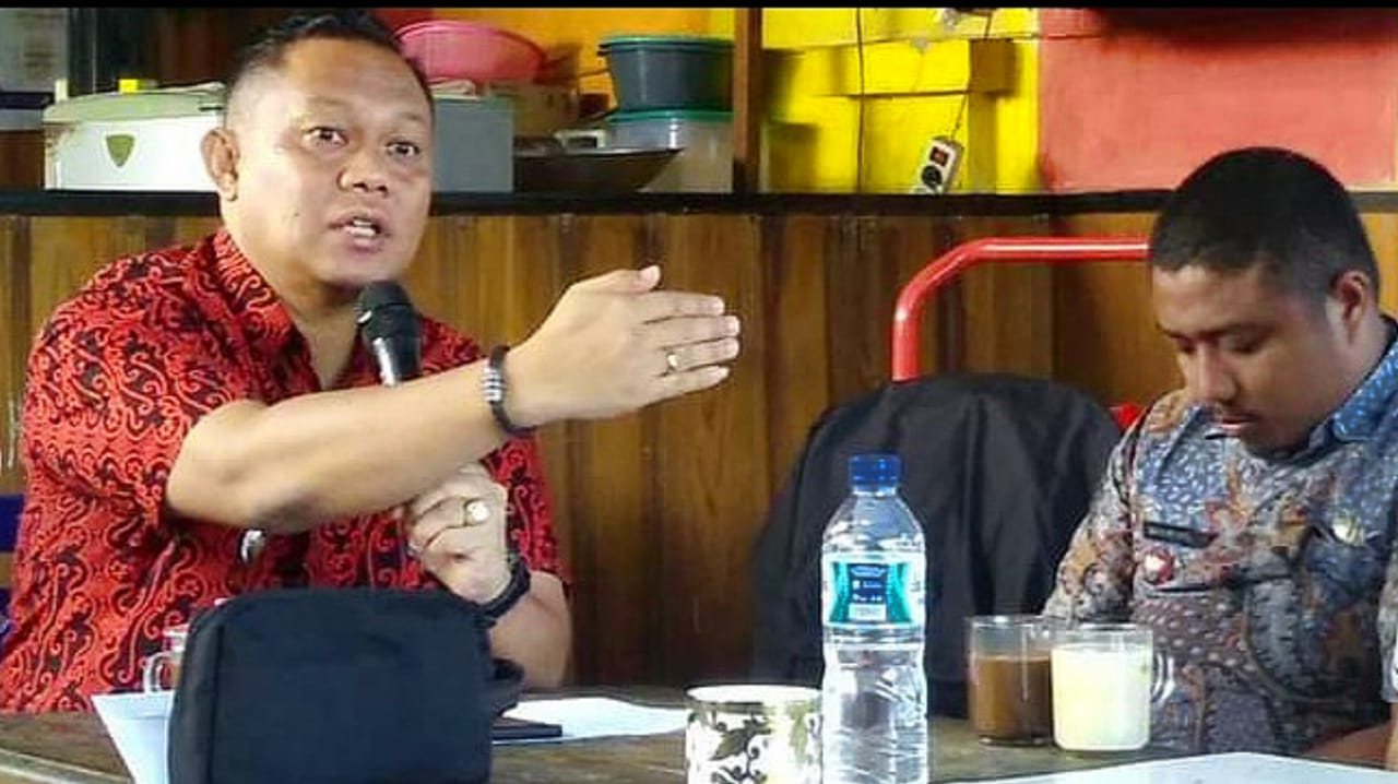 "Fahyuddin Yusuf Meminta Pihak Kecamatan Mendukung Penuh Kinerja Tim ""Makassar Recover"""