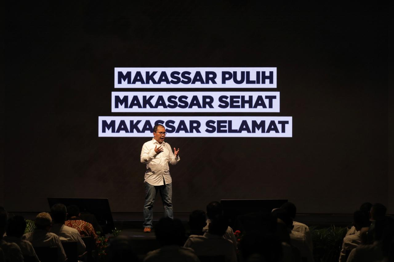 "Jalankan Program Jokowi, ""Makassar Recover Solusi Pemulihan Ekonomi"
