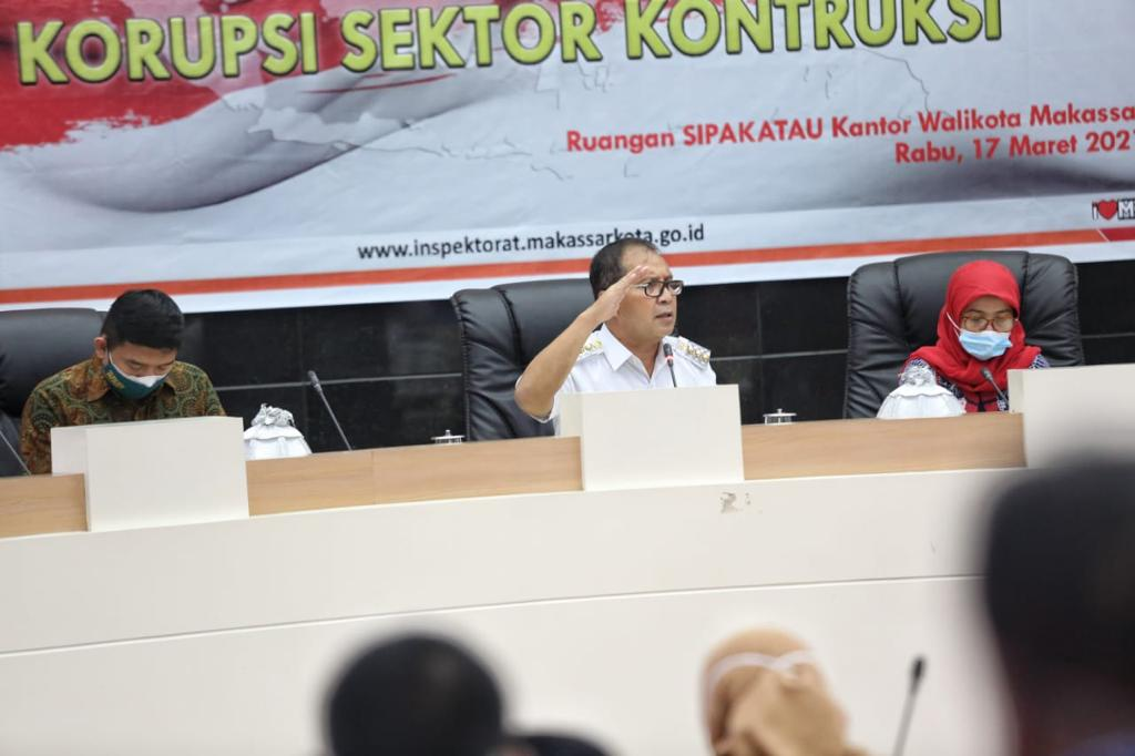 Libatkan KPK, Komitmen Danny Wujudkan Pemerintahan yang Bersih