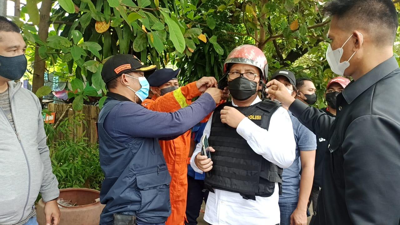 Pasca Ledakan Bom, Danny Minta Warga Makassar Tetap Tenang