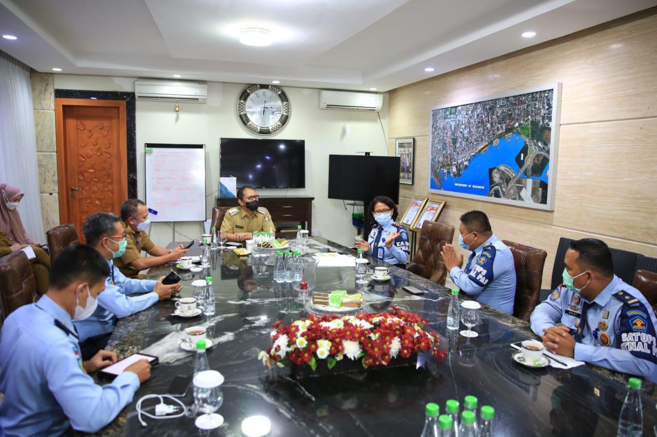Putus Tindak Kejahatan, Pemkot-Balai Pemasyarakatan Makassar Kolaborasi Siapkan Ruang Edukasi