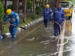 Cuaca Extrem, Gerak Cepat Dinas PU Makassar Respon Imbauan Walikota