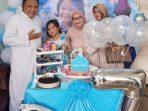 Sambut Hari Lahir Sang Putri, SAdAP Gelar Pesta Sederhana Bersama Pendukung