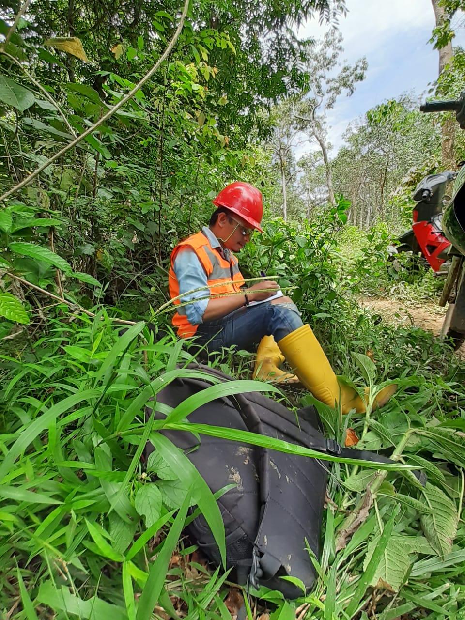 Lestarikan Lingkungan, HSE Emporium Bukit Marmer: Kami Bisa Jaga Ketersediaan Air di Bontocani
