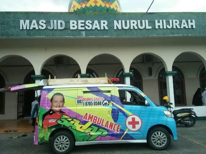 2 Tahun Ambulance Gratis Beroperasi, Warga Makassar Doakan SAdAP