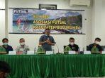 Mantap Andi Makkasau Beri Semangat Ketua AFK Bulukumba A.Akhmad Nasir